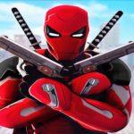 Parkour Superhero Game: City Ninja Robot Street Fi