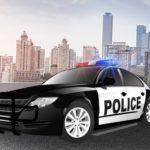 Police Car Drive