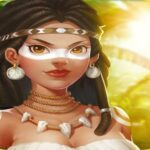 Polynesia Adventure Game and the Skull Gold