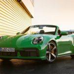 Porsche 911 Turbo Cabriolet Puzzle