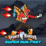 Power Ranger Run Fast – Escape Zombies