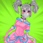 Princess Cute Zombies April Fun