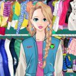 Princess Doll Fashion Dress Up