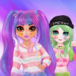 Princess e-Girl vs Soft Girl