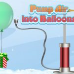 Pump Air into Balloon