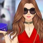 Red Carpet Fashion Dress Up Girls