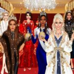 Red Carpet Royal Dress Up