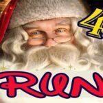 Santa Run Clause Driving Adventure Christmas new y