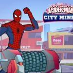 Spiderman Gold Miner