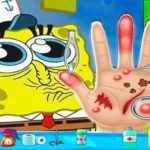 Spongebob Hand Doctor Game Online – Hospital Surge