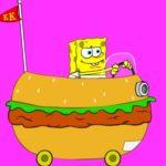 Spongebob Racing Tournament
