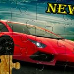 Sports Car Jigsaw Puzzles Game – Kids & Adults