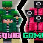 Squid Game Craft Maps for Minecraft PE – MCPE