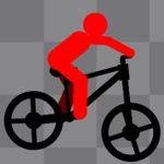Stickman Bike Runner