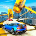 Stunt Car Driving Challenge – Impossible Stunts
