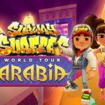 Subway Surfers Arabia