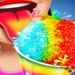 Summer shaved Slush Ice Candy cone maker