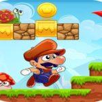 Super Mario Adventure 2021