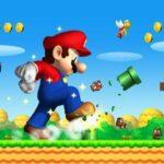 Super Mario Rescue – Pull the pin game