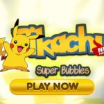 Super Pikachu Bubbles