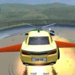 Supra Crash Shooting Fly Cars