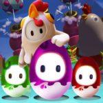 Surprise Egg Fall Toys