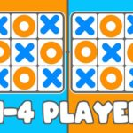 Tic Tac Toe 1-4 Player