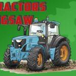 Tractors Jigsaw