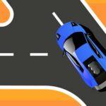 Traffic Car Run