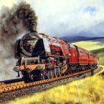 Train Journeys Puzzle