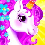 Unicorn Dress Up – Girls Games