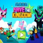 Unicorn Kitty Save The Kingdom