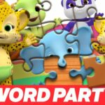 Word Party Jigsaw Puzzle