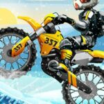 Xtreme Moto Snow Bike Racing Game