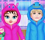 Baby Taylor Caring Story Rainy Day