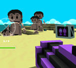 Bad Guys, Heavy Weapons And Friends On A Minecraft Island