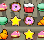 Bakery Candy Match 3 Game