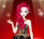 Black Style Dresses Girl