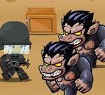 Captain War : Monster Rage