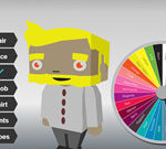Coloring Boy Html5 Game