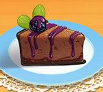 Cooking Class Chocolate Blackberry Cheescake