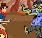 Cowboy Shoot Zombies