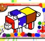 Craft Coloring Book
