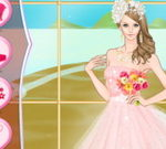Helen Breezy Bride Dress Up