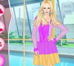 Helen Color Blocks Dress Up