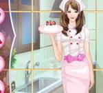 Helen Cooking Princess Dress