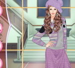 Helen Knited Hats Dress Up