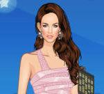 Helen Megan Fox Dress Up