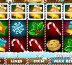 Slot Machine Lucky Christmas