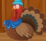 Thanksgiving Dressup Turkey